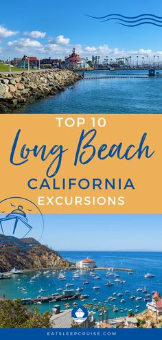 Are you visiting Long Beach, California for travel or vacation? If so, you may wonder what to do while you're in town. There are many things to do in Long Beach from enjoying local food at resaurants, photography, downtown and more. Did you know you can also visit Disneyland from Long Beach? Here we outline the top 10 things to do while visiting this ocean town. Check it out and you'll be able to make the most of your visit. #LongBeach #California #CruiseVacation #Excursions #ThingsToDo Cruise Excursions, Cruise Destinations, Shore Excursions, Cruise Vacation, Beach Vacations, Long Beach California, Disney California, Best Family Beaches, Downtown Long Beach