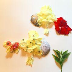 #inspiration #inspirationfloral #floral #flower #instagram #shells #facethefoliage #fishes #petal #art #artwork @arts_help @art.fashion.inspiration #creativeart @instagram