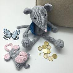 Ravelry: Perez Mouse pattern by Ana Alfonsin