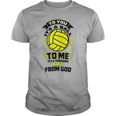Gift from God  Volleyball  0616