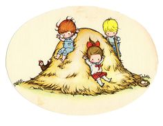 Playing In The Haystack