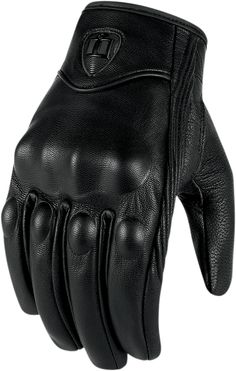 Pursuit Tochscreen Glove - Stealth | Products | Ride Icon