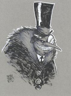 Penguin by Skottie Young