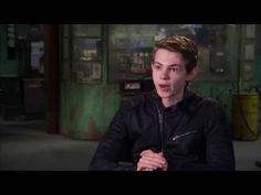 Heroes Reborn Interview - Robbie Kay - YouTube