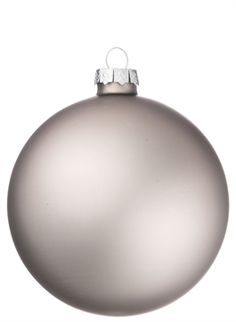 A Christmas bulb that will fit perfectly in any tree. [Sullivangift.com]
