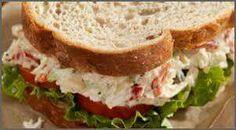Baked Tuna Salad Sandwich