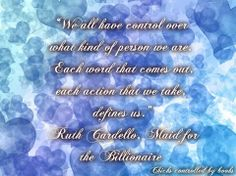 Favorite Quotes from readers  Amazon: http://www.amazon.com/Maid-Billionaire-Book-Legacy-Collection-ebook/dp/B004XJ4NI4/