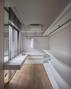 Wardrobe Room, Wardrobe Design Bedroom, Home Bedroom, Bedroom Decor, Dressing Room Design, Luxury Closet, Closet Designs, Luxurious Bedrooms, Modern House Design