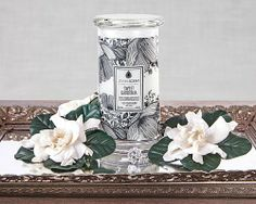 Enjoy the sweet soft scent of gardenias in bloom, the perfect Spring scent to freshen up any room in your house. Plus a ring hidden in every candle worth $10 to $7500. Get 10% off with code: BLOOM10