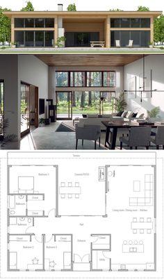 Home Plans, House Plans, House Designs, Floor Plans, Architecture #homeplans #houseplans #floorplans #architecture #adhouseplans