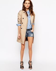 Image 4 of New Look Premium Trench