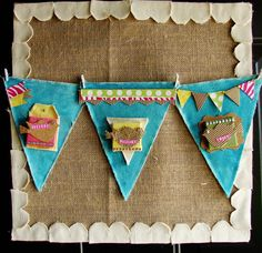 Tiny Pennants on a Pennant