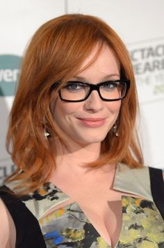 Hollywood Actress Christina Hendricks