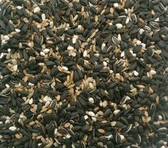 The Big Seed Mix - If the birds in your garden leave small seeds uneaten.