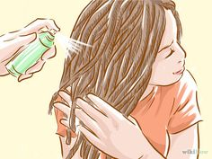 Image intitulée Give Yourself Dreadlocks Step 07