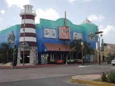 Jimmy Buffet's Margaritaville, Mexico