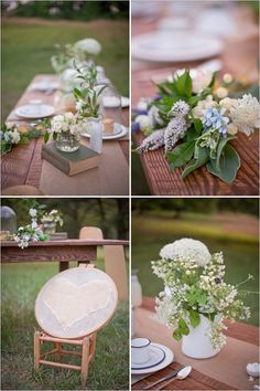 old fashion {vintage} wedding ideas