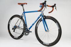 Argonaut steel bike. DuraAce Di2.