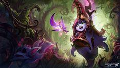 Lulu, the Fae Sorceress by *Knockwurst on deviantART