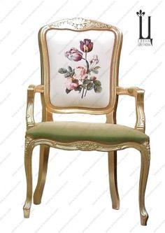 """Кресло """"Летний букет 1"""""""