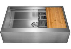 Kitchen sinks are an important part of your kitchen, A good sink will enhance the design of your kitchen, and it will become the center point […] Franke Kitchen Sinks, Blanco Kitchen Sinks, Best Kitchen Sinks, Farmhouse Sink Kitchen, Kitchen Sink Faucets, Cool Kitchens, Kitchen Design Open, Kitchen Layout, Farmers Sink