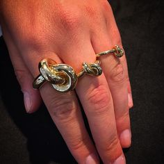 engelbert knot ring pris