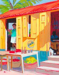 """Shari Erickson - """"Rum Stop"""""""