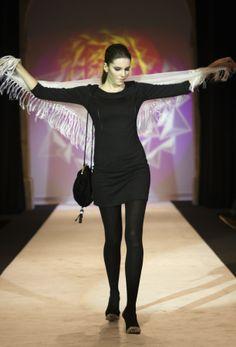 """Lebasi"". Isabel Hernández Toste. Pasarela de la Moda, 2014 (Santa Cruz de Tenerife)-Artesanía de Tenerife"