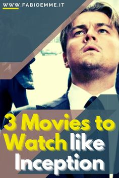 3 Movies to Watch like Inception – FabioEmme.it