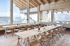 Summit Restaurant in Switzerland by Herzog de Meuron 8
