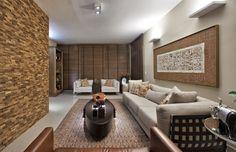 Apartamento aconchegante, sala de estar