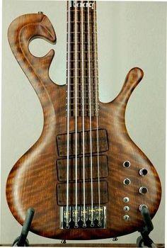 Jens Ritter Bass Guitars