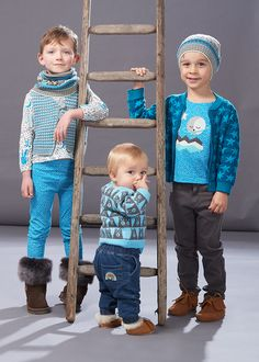 Journey North the new AW16 collection from The Bonniemob. baby and kids clothing from the UK