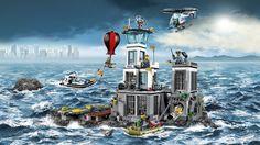 Lego City, Prison Island, March 2016