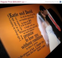 Hey, I found this really awesome Etsy listing at https://www.etsy.com/listing/211017028/sale-wedding-gift-first-dance-lyrics