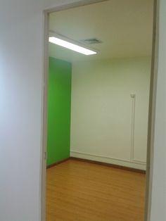 "Classroom ""Botafogo"" painted"