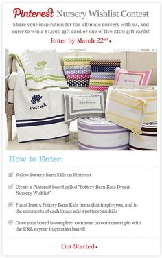 Pottery Barn Kids Eric Carle Blue Gingham Crib Bed Skirt