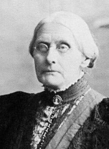 Susan B. Anthony, Women's Rights Activist