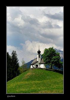 Maria Schnee Chapel ~ Gaschurn, Vorarlberg, Austria • photo: Budapestman on trekearth
