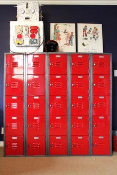 more lockers