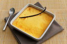 Dessert fondant à l'avoine et à la fleur d'oranger #recette #dessert  #végan #facile