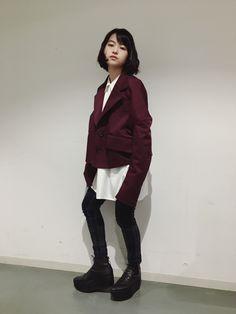 omiansary27: http://blog.nogizaka46.com/ Marika | 日々是遊楽也