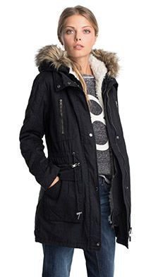 two-in-one winter parka + transitional jacket