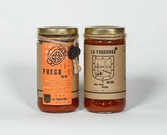 La Fundidora Fuego Salsa 3-Pack by La Fundidora on Gourmly