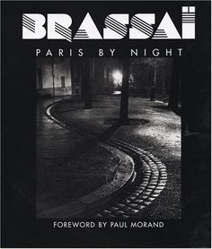 Images of 1930's Paris by night