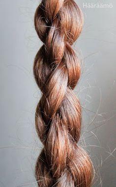 3D-letti neljällä + ohjelinkkejä Fun Nails, Hair Inspiration, Hair Makeup, Hairstyle, Long Hair Styles, Beauty, Mirror, Wall, Hair Job