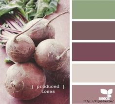 Not a big turnip eater, but I want to crawl into this color palette and never leave.