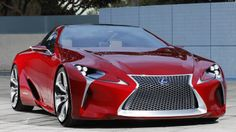 View detailed pictures that accompany our Lexus LF-LC Concept article with close-up photos of exterior and interior features. (25 photos)