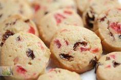 Karışık meyveli kurabiye tarifi