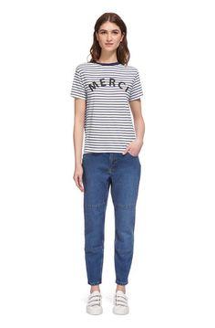Women's Jersey Tops | Tees, Vests & Sweatshirts | WHISTLES
